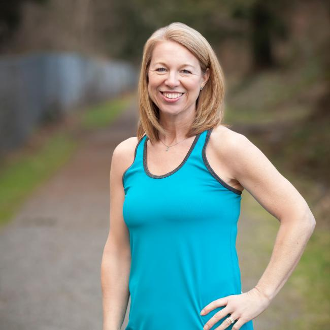 Tina Cotterill - Club or Studio Owner, Wellness/Lifestyle Coach, Personal Trainer
