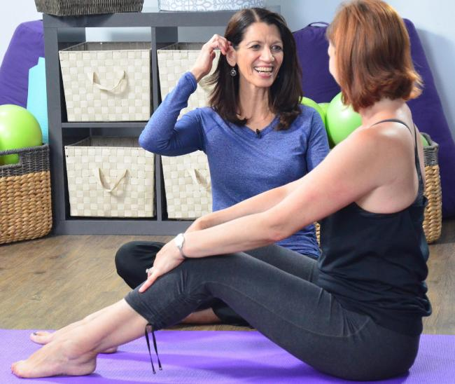 Carolyne Anthony - Pilates Instructor, Club or Studio Owner, Fitness Instructor
